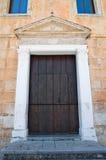Église d'Annunziata Morano Calabro La Calabre l'Italie photo stock