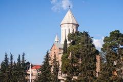 Église d'Arménien d'Ejmiatsin Photographie stock