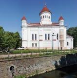 Église d'Athedral d'une acceptation de la Vierge et du Mermai de saint photo stock
