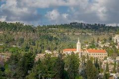 Église d'Ein Karem Photo stock