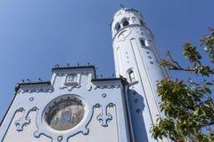 Église d'Elisabeth de saint à Bratislava Photos stock