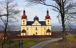 Église d'endroit de pèlerinage Image stock