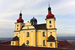 Église d'endroit de pèlerinage Photos stock