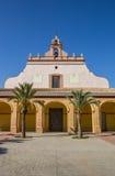 Église d'Ermita De Santa Barbara à Moncada photos libres de droits