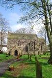 Église d'Escombe Photographie stock libre de droits