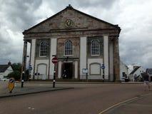 Église d'Inveraray, Ecosse Image libre de droits