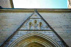 Église d'Olaus Pétri photographie stock