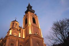 Église d'Orhodox Photos libres de droits