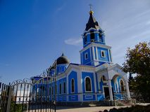 Église d'orthodoxie dans Labinsk Photo libre de droits