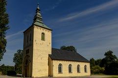 Église d'Ortofta Photos libres de droits
