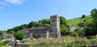 Église d'Upwey, Weymouth images stock