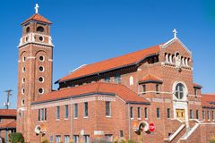 Église dans Arvada, le Colorado Photos libres de droits