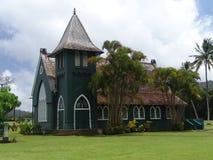Église dans Kauai Photo libre de droits