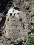 Église dans la pierre Images stock