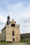 Église dans Medzhibozh, Ukraine Images stock
