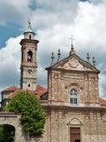 Église dans Murazzano image stock
