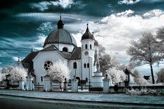 Église dans Nekla Photos stock