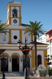 Église dans San Pedro, Marbella Photos stock