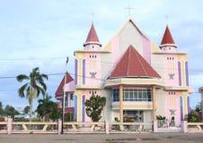 Église dans Sorong Image libre de droits