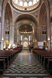 Église dans Szeged photos stock