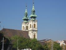 Église dans Szentendre Photographie stock libre de droits