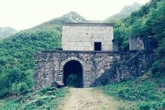 Église dans Vahanavanq, Arménie Image libre de droits