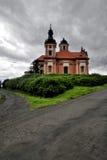 Église dans Valec photo libre de droits