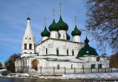 Église dans Yaroslavl, Russie photographie stock libre de droits