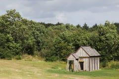 Église de barre de Viking de Moesgaard Images stock