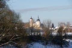 Église de Bazhenov Photographie stock