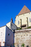 Église de Biertan Photo stock
