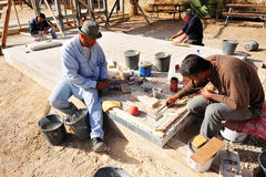Église de bon Samaritain - Israël Photos libres de droits