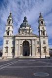 église de Budapest Image stock