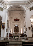Église de Calvi Photographie stock