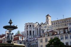 Église de Carmo Photographie stock