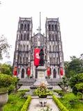 Église de cathédrale Image libre de droits