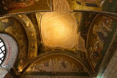 Église de Chora à Istanbul Photographie stock libre de droits