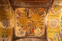Église de Chora Photos libres de droits