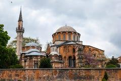 Église de Chora Photo stock