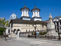Église de Coltea Image libre de droits
