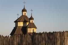 Église de cosaque Images libres de droits