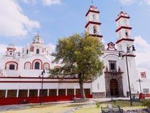 Église de custodio d'ange de Santo à Puebla III image libre de droits