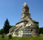 Église de Densus Photos libres de droits