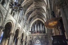 Église de DES Chartrons de Saint Louis en Bordeaux, France image stock