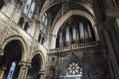 Église de DES Chartrons de Saint Louis en Bordeaux, France photos libres de droits