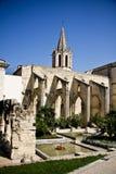 Église de Didier de saint à Avignon Photos stock
