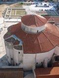 Église de Donat de saint dans Zadar Photographie stock libre de droits