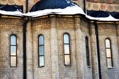 Église de Dormition à Moscou Kremlin Site de patrimoine mondial de l'UNESCO Photos stock