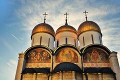 Église de Dormition  Site de patrimoine mondial de l'UNESCO photos stock