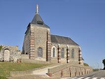 Église de Fécamp en France Images stock